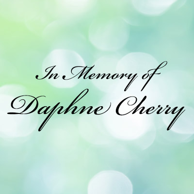 Daphne M. Cherry